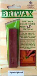 Briwax Wax Filler Stick