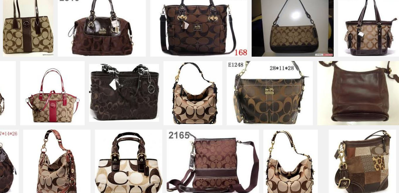 Who Needs Coach Ive Got A Thrifted Handbag Collection Restyle4life