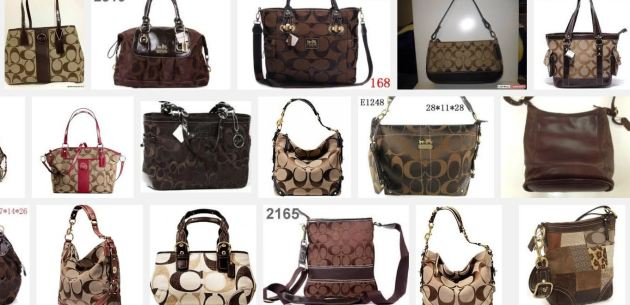 Ugly Coach Bags