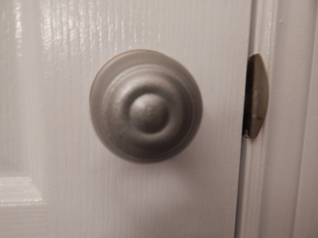 Updated doorknob.