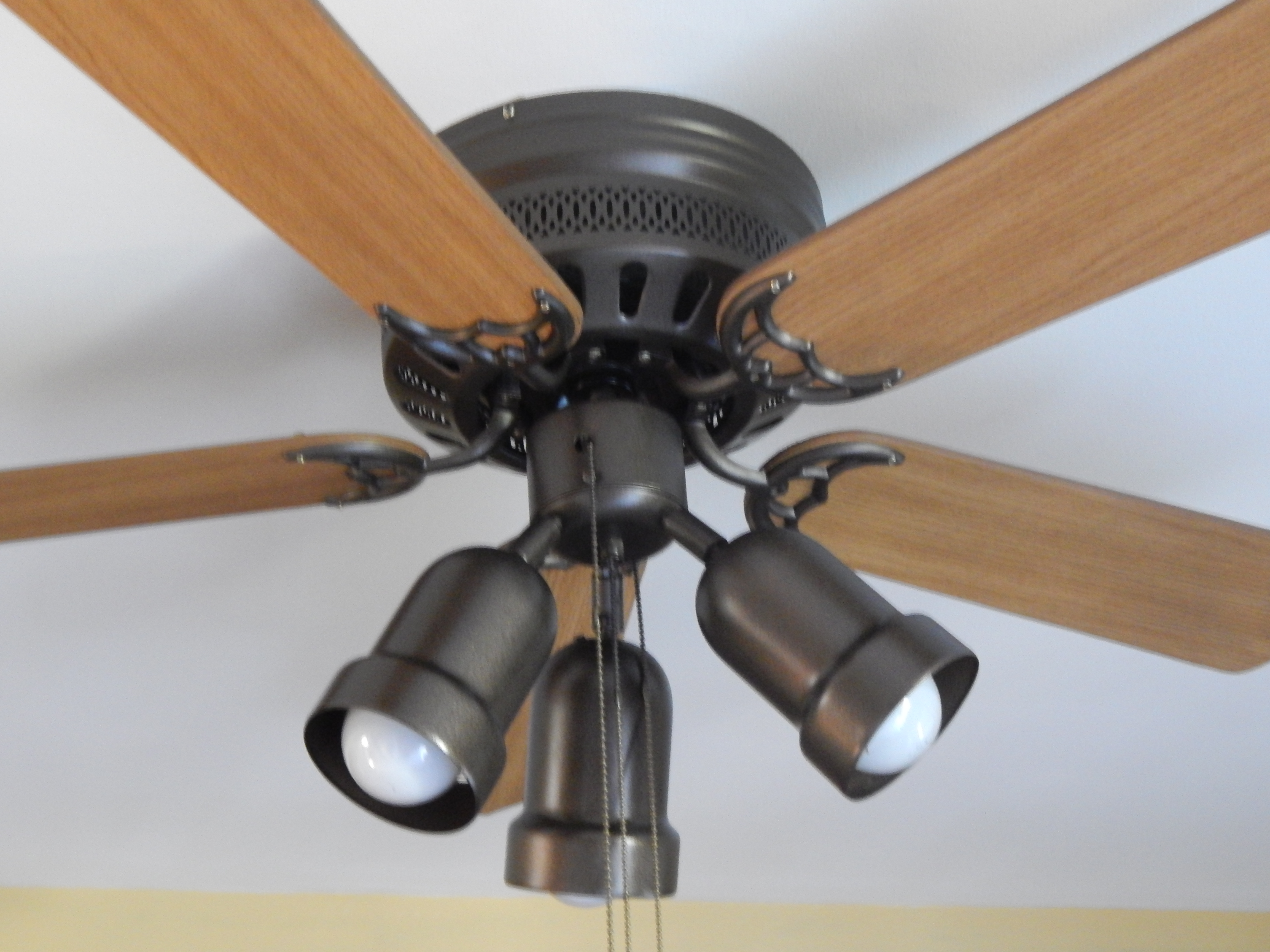 Old Ceiling Fan Makeover Restyle4life