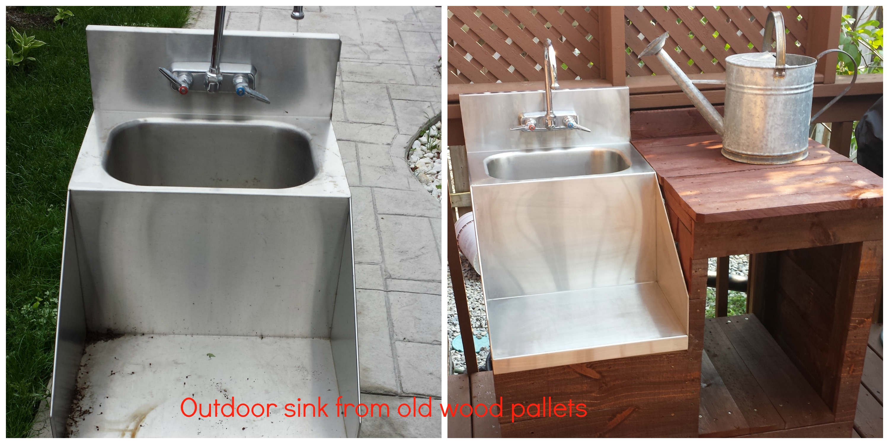 outdoor sink ideas about outdoor sinks on pinterest rustic